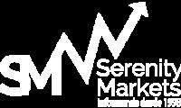 Logo serenity en blanco